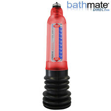 Bathmate Hercules Red - FREE SHIPPING - Penis pump enlarger