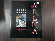 DURAN DURAN : ARENA THE BOOK - BUCH