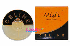 Magic by Celine 1.0oz / 30ml Eau De Toilette Spray NIB Women's Perfume RARE