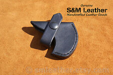 Cold Steel Trail Hawk Tomahawk Black Leather Sheath Cover Only