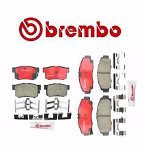 Acura TL 3.2L V6 1999-2008 Brembo Front & Rear Brake Kit Pads