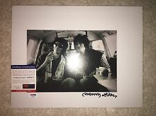 Henry Diltz Signed 11x14 Photo Famous Photographer The Who, The Doors PSA/DNA