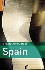 THE ROUGH GUIDE TO SPAIN P/B 2009