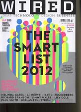 WIRED MAGAZINE - February 2012
