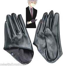 Anime Inu x Boku SS Soushi Miketsukami Cosplay Costume Leather Gloves Warm Gift