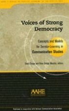 Voices of Strong Democracy: Concepts and Models for Service Learning i-ExLibrary