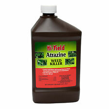Atrazine 4% Weed Killer 1 Quart  For Use In St. Augustine and Centipede Grass
