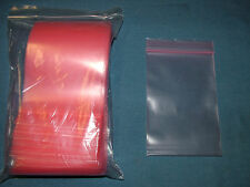 New - ULINE S-1324  Resealable Anti-Static Bags  100each 4 X 6