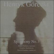 "Henryk Gorecki: Symphony 3 ""Sorrowful Songs"", New Music"