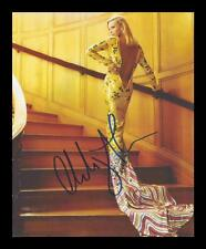 CHARLIZE THERON AUTOGRAPHED SIGNED & FRAMED PP POSTER PHOTO