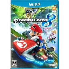 MARIO KART 8 JAPAN  Nintendo Wii U WiiU