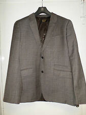 Mens Original Penguin Blazer XL Brown box5527 H