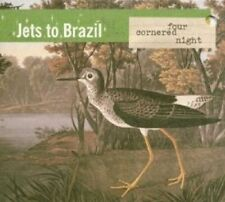Four Cornered Night by Jets to Brazil (CD, Aug-2000, Jade Tree Records)