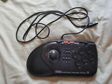 Sega Mega Drive Arcade Power Stick II 2 6 button Genesis Official