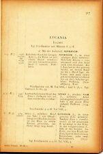 HN A.A.V.V. Antike Munzen LUCANIA RARO