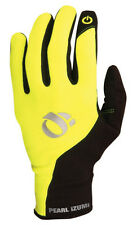 Pearl Izumi Thermal Conductive Bike Cycling Gloves Screaming Yellow - Small
