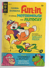 GOLD KEY  FUN-IN  5  1971  HANNA BARBERA COMICS  DASTARDLY AND MUTTLEY