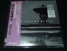 Bounce [Digipak] by Bon Jovi JAPAN LTD MINI LP SHM-CD SEALED +4