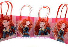 DISNEY BRAVE MERIDA 6 PCS PIXAR GOODIE BAGS PARTY FAVORS CANDY BIRTHDAY GIFT BAG
