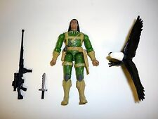 GI JOE SPIRIT IRON KNIFE Action Figure DTC COMPLETE 3 3/4 C9+ v1 2005