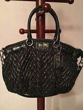 Brand New Coach Madison Sophia Satchel Handbag