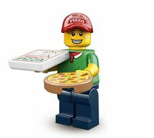 LEGO Minifigures/Minifiguras 71007-SERIES 12-Pizza Deliveri Man/Repartidor Pizza