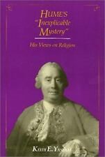 Hume's Inexplicable Mystery: His Views on Religion (19)-ExLibrary