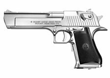 No6 Desert Eagle 50AE Silver Automatic Electric Air Soft gun From Japan