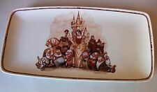 Disney Snow White Dillards 75th Anniversary Collector's Plate Dish - NEW