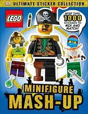 Ultimate Sticker Collection: LEGO Minifigure: Mash-up! (Ultimate Sticker Collect