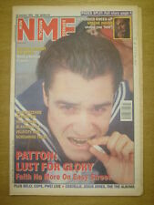 NME 1993 JAN 23 FAITH NO MORE APACHE INDIAN PWEI BELLY