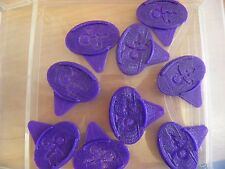 newly designed guitar picks package of 9 Prince Symbol Purple