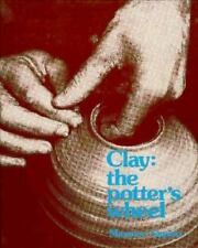 Clay: The Potter's Wheel-ExLibrary
