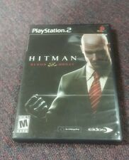 Hitman: Blood Money Playstation 2 Video Game  (Sony PlayStation 2, 2006)
