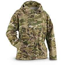 Military Style MultiCam Anorak Jacket Parka Hoodie Medium