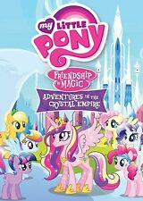 MY LITTLE PONY: FRIENDSHIP IS MAGIC - ADVENTURES - DVD - Region 1 Sealed