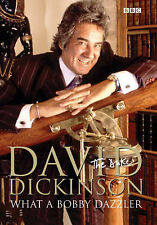 David Dickinson: What a Bobby Dazzler by David Dickinson (Audio cassette, 2003)