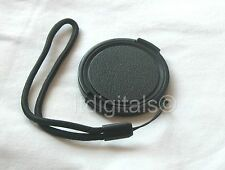 Front Lens Cap cover For Canon Powershot SX1  IS Holder