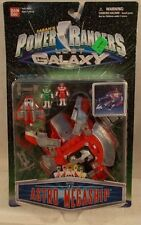 Power Rangers Lost Galaxy Astro Megaship Micro Playset With Figures Bandai (MOC)