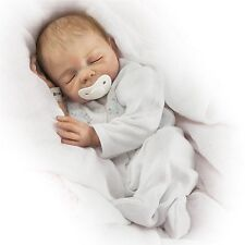 Denise Farmer Cherish Collectible Lifelike Vinyl Baby Doll: So Truly Real - 18""