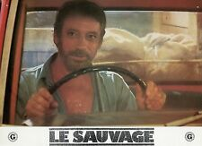 YVES MONTAND LE SAUVAGE 1975 PHOTO ANCIENNE VINTAGE LOBBY CARD N°3
