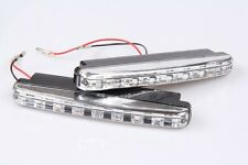 Tagfahrlicht 16 POWER SMD LED + R87 Modul E-Prüfzeichen Mitsubishi
