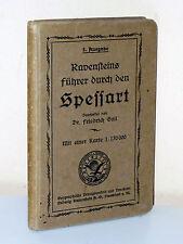 Ravensteins Führer durch den Spessart (1922)