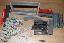 Pista N grande puentes y rampas colección y contrafuertes de puentes
