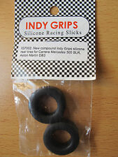 INDY GRIPS  Silicone Racing Slicks  Ref.  IG7002  Carrera  1:32