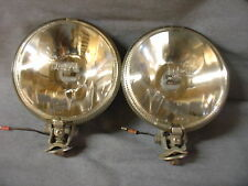 RAYDYOT CLASSIC CAR LAMPS RILEY HUMBER FORD JAGUAR PAIR
