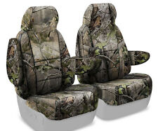 NEW Full Printed Realtree APG Camo Camouflage Seat Covers / 5102035-24