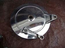 Rear brake hub chrome XV1100 86 Virago Yamaha ( may fit xv1000 xv) #H9