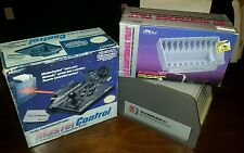 Nintendo NES Master Control Dominator Controller New Sn Cartridge Tray Lot Bay