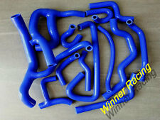 BLUE SILICONE RADIATOR&HEATER HOSE RENAULT 19 16S 1.8L 1988-1997 1989 1990